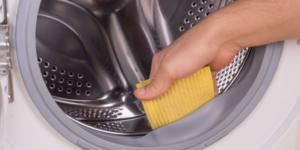 Как очистить барабан стиральной машины лимонной кислотой