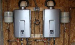 Как выбрать газовый водонагреватель для частного дома