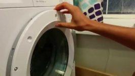 Как открыть стиральную машинку если она заблокирована