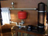 Индукционные водонагреватели для отопления