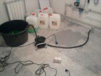 Как правильно залить воду в систему отопления